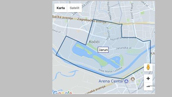 Homepage vegehop jarun mapa lokacija altavistaventures Choice Image